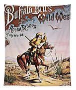 Buffalo Bill: Poster, 1893 Tapestry