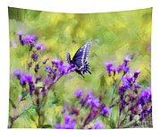 Butterfly Beauty Tapestry