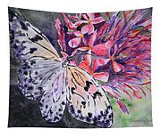 Butterfly Enchantment Tapestry
