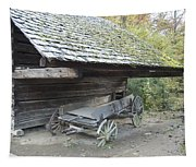 Cable Mill Barn Tapestry