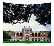 Campus Of Rice University Tapestry
