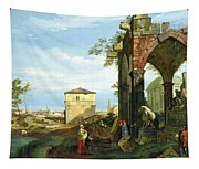Capriccio With Motifs From Padua Tapestry