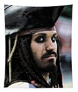 Captain Jack Tapestry