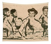 Celebrity Etchings - One Direction   Tapestry