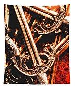 Centurion Of Battle Tapestry