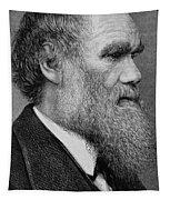 Charles Darwin Tapestry