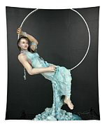 Charles Hall - Creative Arts Program - New Moon Tapestry