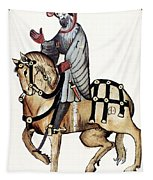 Chaucer: Canterbury Tales Tapestry