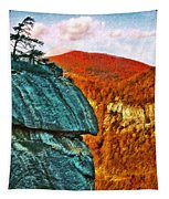 Chimney Rock Tapestry