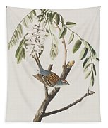 Chipping Sparrow Tapestry