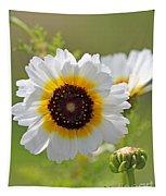 Chrysanthemum Named Polar Star Tapestry