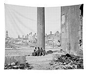 Civil War: Charleston, 1865 Tapestry