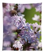 Common Purple Lilac Tapestry