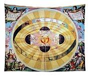 Copernican Universe, 1660 Tapestry