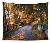 Country Cobblestone Tapestry