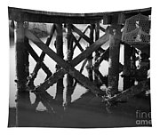 Crab Traps Tapestry