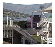 Cricket Ground Southampton Tapestry