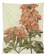Crossandra Tapestry