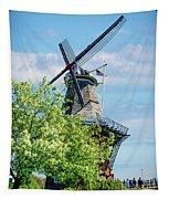 De Zwaan Windmill Tapestry