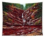 Deepwoods Cascade Tapestry
