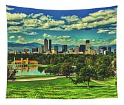 Denver City Park Tapestry