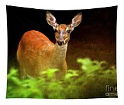 Doe Eyes Tapestry