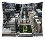 Downtown St Louis Tapestry