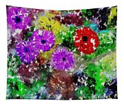 Dream Garden II Tapestry