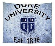 Duke University Est 1838 Tapestry