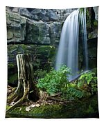 Enchanted Waterfall Tapestry