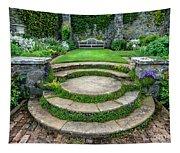 English Garden Tapestry