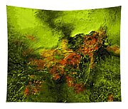 eruption II Tapestry