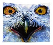 Eyes Of Owls No. 15 Tapestry