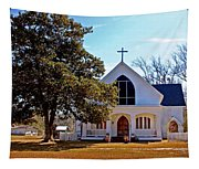 Fairhope Sacred Heart Church Tapestry