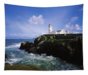 Fanad Lighthouse, Co Donegal, Ireland Tapestry