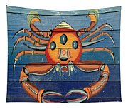 Fanciful Sea Creatures-jp3825 Tapestry