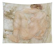 Female Nude Tapestry