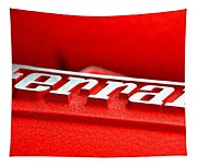 Ferrari Intake Tapestry