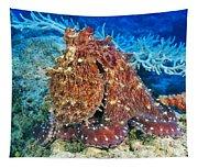 Fiji, Day Octopus Tapestry