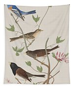 Finches Tapestry