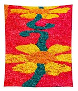 Flower Carpets Tapestry
