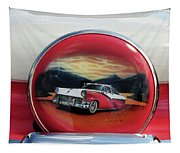 Ford Fairlane Rear Tapestry