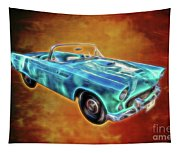 Ford Thunderbird Tapestry