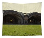 Fort Pickens Arches Tapestry