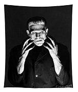 Frankensteins Monster Boris Karloff Tapestry