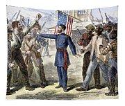 Freedmens Bureau, 1868 Tapestry