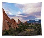 Garden Of The Gods - Colorado Springs Tapestry