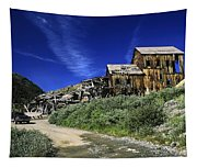 Ghost Town Tapestry
