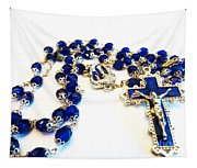 The Power Of Prayer Tapestry