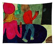 Going Home Tapestry